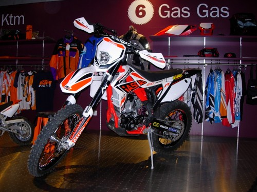 """Gas Gas EC-300 Racing 4T del 2014 (Km. 0)"""