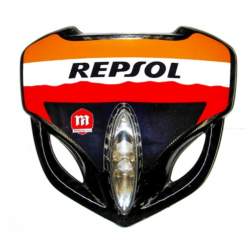"""Kit faro Racing f.carb. para Montesa Cota 4RT Race Replica (Repsol)"""