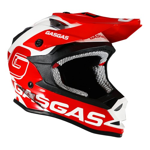 """ROE108010??17. Casco enduro Gas Gas Team (policarbonato)"""
