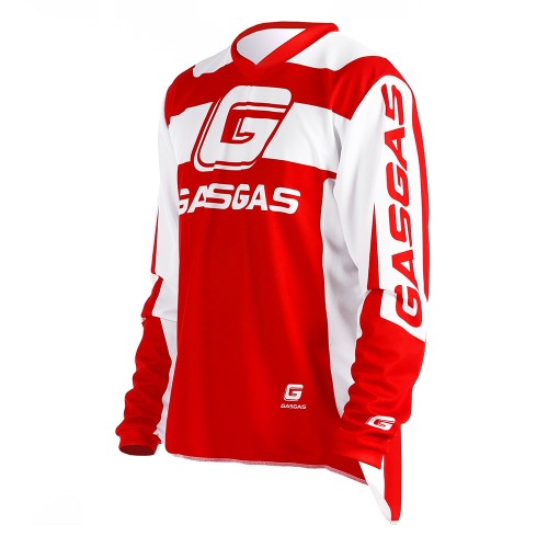 """ROE10730???17. Camiseta enduro Gas Gas Team"""