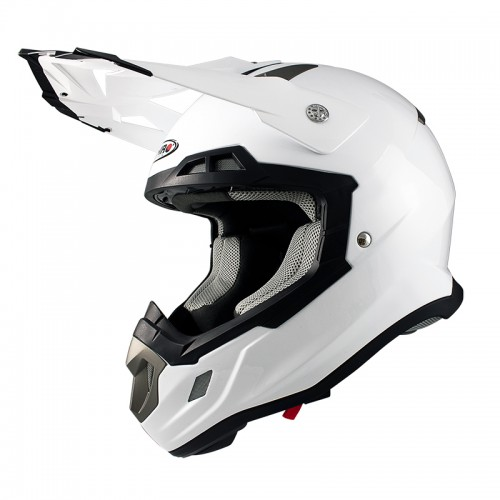 """979 01. Casco Shiro MX-917 Monocolor"""