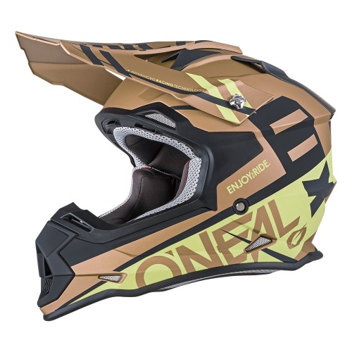 """0200-2??. Casco O'Neal 2Series Spyde"""
